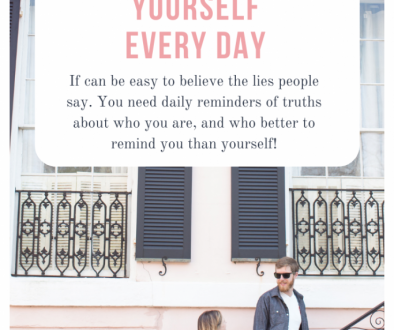3 Affirmations to Tell Yourself Every Day