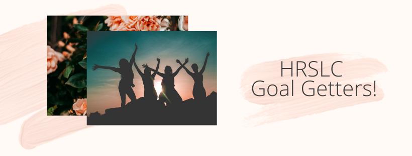 HRSLC Goal Getters!
